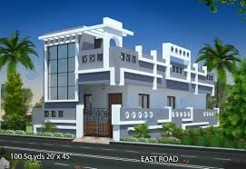 Most Popular Home Plans Way2nirman Sqyrds 20x45 Sqfts East Facing House Plans Elevation