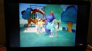 barney and the backyard gang mr knickerbocker youtube