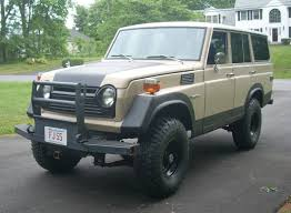 iron pig in new england 1977 toyota land cruiser fj55 bring a