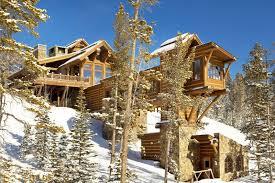 ski chalet floor plans home deco plans