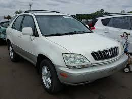 lexus rx300h salvage lexus rx300 for sale at copart auto auction autobidmaster