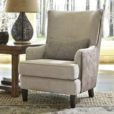 ashley furniture home theater seating ashley furniture baxley accent chair in jute local furniture outlet