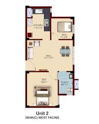 2bhk House Plans Apartments With Private Terrace Garden In Chennai Near Pallavaram
