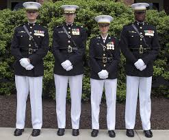 why changing the female marine corps uniform is a mistake