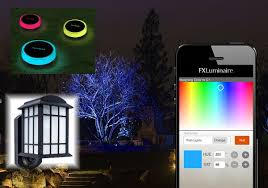 Cool Patio Lighting Ideas Smart Outdoor Lighting Ideas For Home Automation Security And