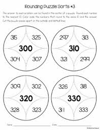 rounding puzzle sorts by ford u0027s board teachers pay teachers