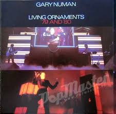 gary numan living ornaments 79 and 80 2lp box inner merch
