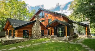 vacation home builder design build northern michigan draper