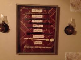 harry potter desk decor images about wand display on pinterest wands harry potter and arafen