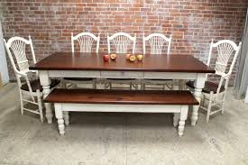 free farmhouse table plans dining table farmhouse dining table turned legs freedom farmhouse