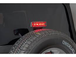 jeep wrangler black lights all things jeep third brake light guard usmc jeep wrangler jk
