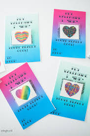 tattoo valentine cards to give with temporary tattoos for kids