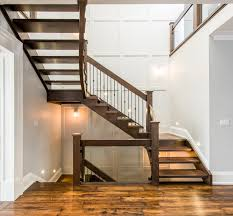 home stairs design stairhaus inc custom stair design and construction