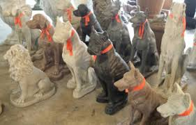 statuary pottery clarke s garden center depot