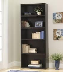 Sauder 5 Shelf Bookcase by Ameriwood 5 Shelf Bookcases Bobsrugby Com