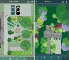 backyard design app landscaping and garden design software and