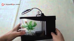 Fish Tank Desk by Stylish Mini Colorful Led Aquarium Desktop Lamp Usb Fish Tank
