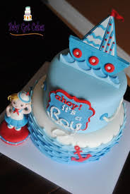 9 best nautical theme u0026 cake ideas images on pinterest