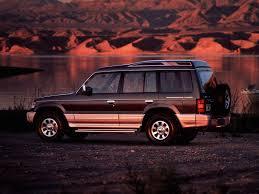 Pajero Wagon Mitsubishi Pajero Wagon High Roof 1991 1999 Mitsubishi Pajero