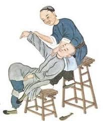 sur chaise sur chaise massotherapie qigong
