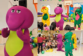 Barney Birthday Party Ideas for 2 Year Old — FITFRU Style