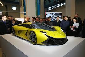 floyd mayweather car garage enzo ferrari designer stuns monterey with breathtaking kode 57