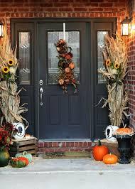 Front Door Decoration Ideas Exterior 47 Inspiring Fall Front Door Designs Fall Front Door
