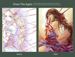Draw It Again Meme - draw this again meme by juhaihai on deviantart