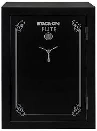 Stack On 18 Gun Cabinet by Stack On Elite Series 51 69 Gun Safe W Electronic Lock E 69 Mb E S