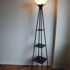 floor lamp shelf varyhomedesign com