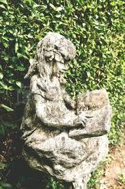 vintage garden statues vintage outdoor statues antique