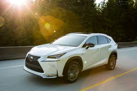 lexus f sport coupe price lexus nx a worthy competitor to bmw x1