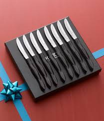 High End Kitchen Knives by 8 Pc Table Knife Set Gift Boxed Sets By Cutco