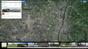 Google Map Of New York by Troy New York Map