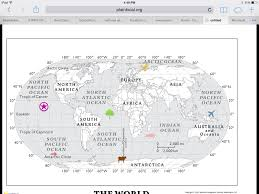 World Map With Longitude And Latitude Lines by Latitude And Longitude Worksheets U2013 Wallpapercraft