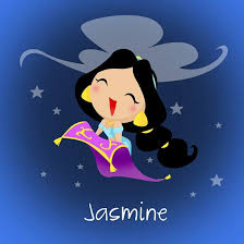 chibi happy princess jasmine favius deviantart