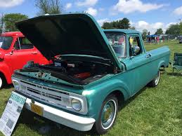 Old Ford Unibody Truck - file 1961 ford f100 unibody pickup design factory original at 2015