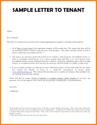 Tenant Reference Letter From Landlord 8 Change Of Management Letter To Tenants Basic Resume Layouts