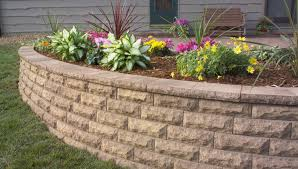 add a planting bed to your home landscape