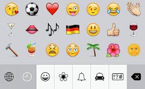 android smileys mit android iphone smileys verschicken sind emojis kompatibel