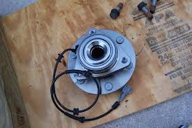 nissan titan lug pattern front wheel hub bearing replacement procedure nissan titan forum