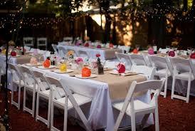 Backyard Wedding Decorations Ideas Backyard Wedding Ideas Simple Attractive Inspirations Elasdress
