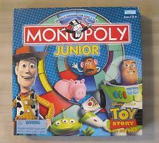story monopoly contemporary board traditional ebay