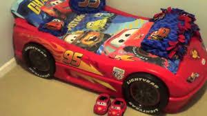 bedroom disney pixar cars bed toddler car beds lightning