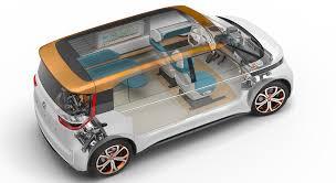 volkswagen electric concept carnichiwa volkswagen budd e concept u2013 electric u201cmicrobus