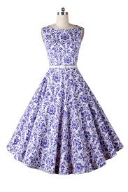 womens retro puff sleeve dress 40s 50s swing party pinup arafen