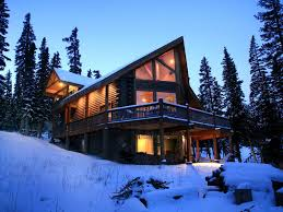 North Facing Backyard Luxury Cabin Affordable Rates Homeaway Quandary Village