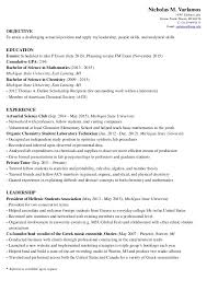 Statistician Resume Sample by Statistician Resume Sample Cover Letter Statistician Should You