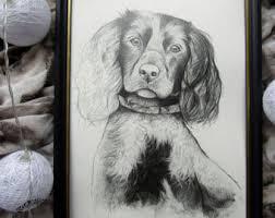 pencil drawings u0026 illustrations etsy uk