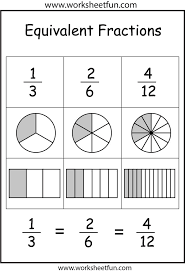 Fractions Decimals And Percents Worksheets 6th Grade 27 Best Fraction Worksheets Images On Pinterest Math Fractions